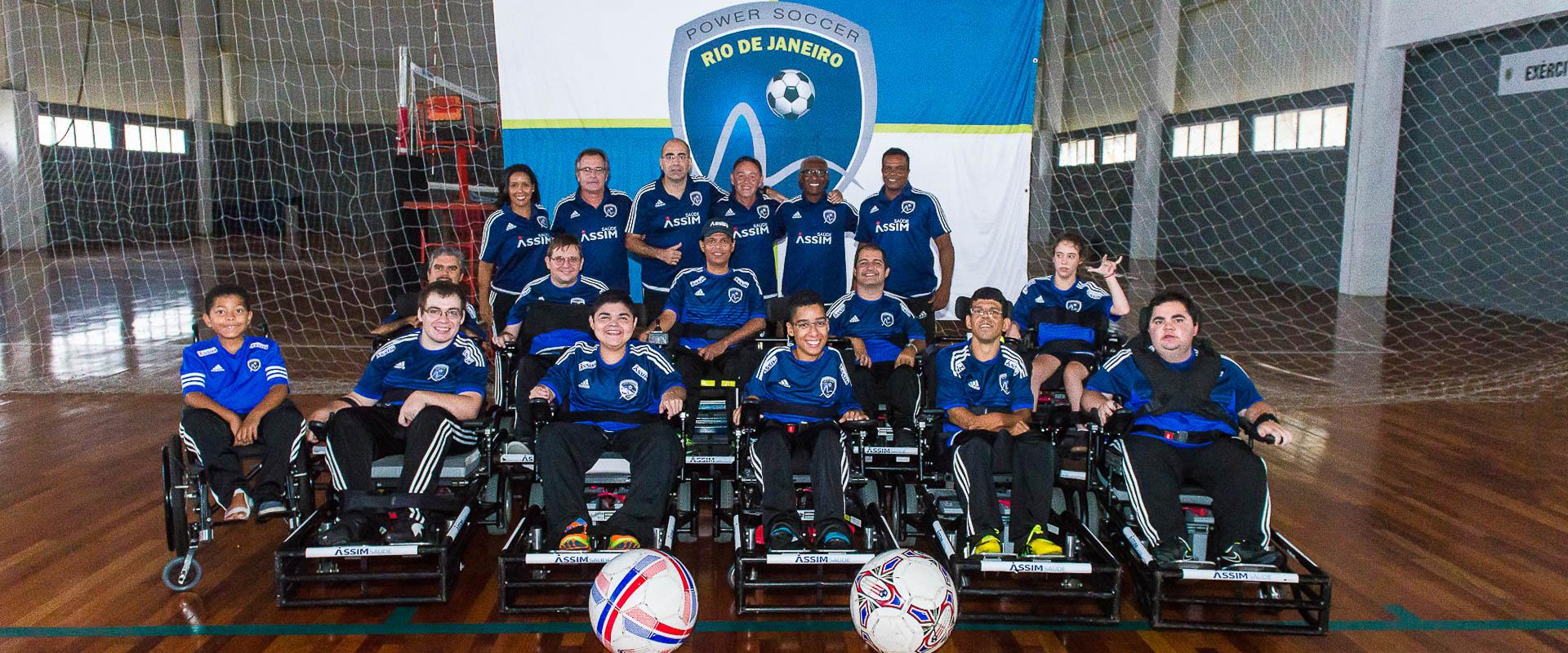 Rio de Janeiro Power Soccer Clube
