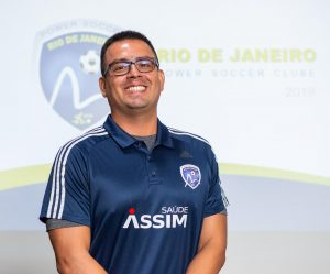 Jaime Torres, técnico RJPS