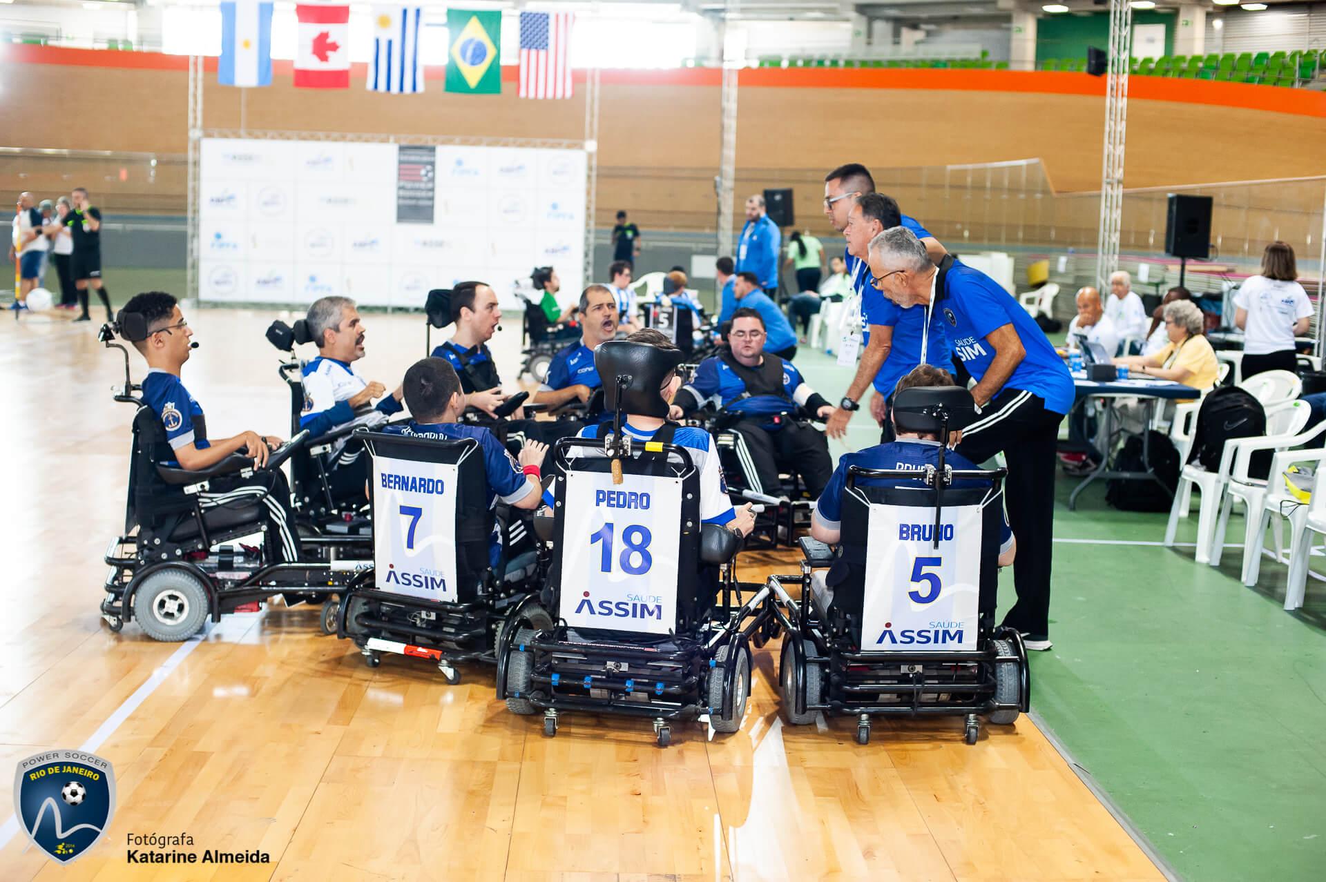 Champions Cup 2019 - Rio de Janeiro Power Soccer